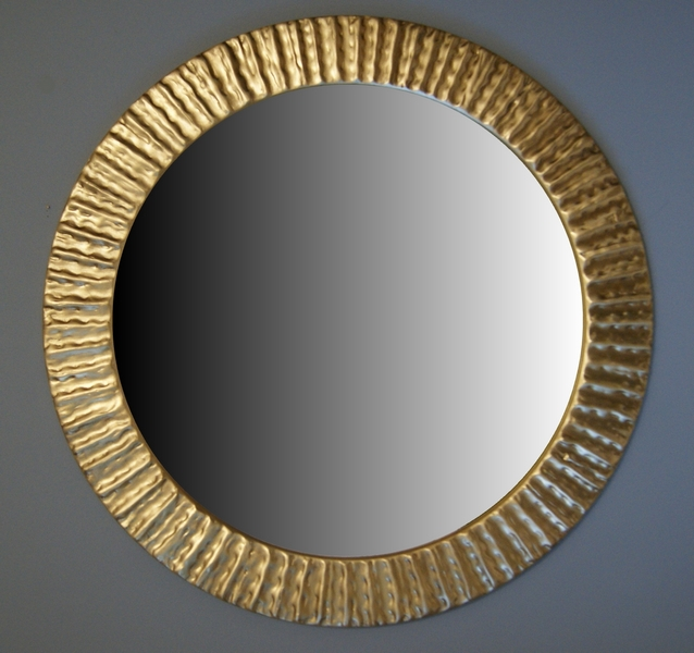 Fantastyczny rama okrągła, lustro okrągłe, rama do lustra, nowoczesne ramy UG46